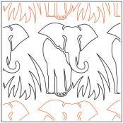 Elephant-quilting-pantograph-pattern-Jessica-Schick