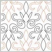 Elfe-quilting-pantograph-pattern-Jessica-Schick-Claudia-Pfeil