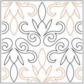 Elfe-quilting-pantograph-pattern-Jessica-Schick-Claudia-Pfeil
