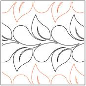 Flirty-Feathers-and-Leaves-quilting-pantograph-pattern-Jessica-Schick