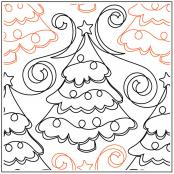 Jessicas-Christmas-Forest-quilting-pantograph-pattern-Jessica-Schick-1