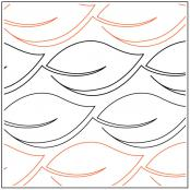 One-Leaf-Sashing-quilting-pantograph-pattern-Jessica-Schick