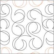 Party-Streamers-quilting-pantograph-sewing-pattern-Jessica-Schick