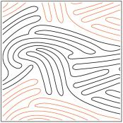 Rug-A-Dubdub-quilting-pantograph-pattern-Jessica-Schick-1