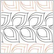 Teardrop-Echo-quilting-pantograph-pattern-Jessica-Schick
