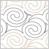 Muddy-Waters-quilting-pantograph-pattern-Keryn-Emmerson