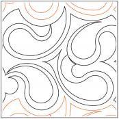 Paisley-Maze-quilting-pantograph-pattern-Keryn-Emmerson