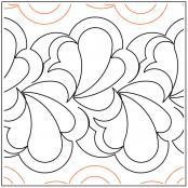 Venus-2-quilting-pantograph-pattern-Keryn-Emmerson
