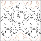 Bali-Scroll-quilting-pantograph-pattern-Keryn-Emmerson