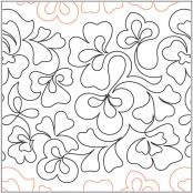 Clover-Meadow-quilting-pantograph-pattern-Keryn-Emmerson