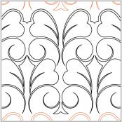 Gretel-quilting-pantograph-pattern-Keryn-Emmerson