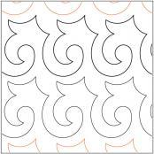Hunter-quilting-pantograph-pattern-Keryn-Emmerson