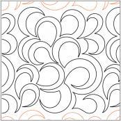 Keryns-Canna-quilting-pantograph-pattern-Keryn-Emmerson