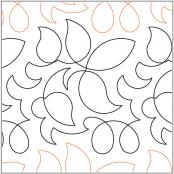 Leafarama-quilting-pantograph-pattern-Keryn-Emmerson