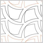 Scrap-Paper-quilting-pantograph-pattern-Keryn-Emmerson