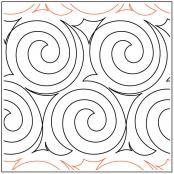 Seaglass-quilting-pantograph-pattern-Keryn-Emmerson