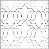 Tuliptime-quilting-pantograph-pattern-Keryn-Emmerson