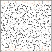 Tropical-Vine-quilting-pantograph-sewing-pattern-Laura-Estes
