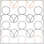 Beaded-Clam-quilting-pantograph-pattern-Leisha-Farnsworth