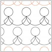 Chinese-Lanterns-quilting-pantograph-pattern-Leisha-Farnsworth