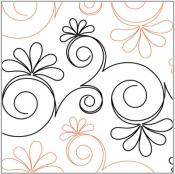Chantilly pantograph pattern by Patricia Ritter & Leisha Farnsworth 1