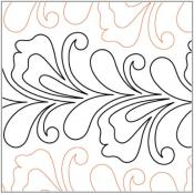 Chateau-Petite-quilting-pantograph-pattern-Leisha-Farnsworth