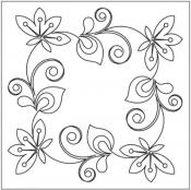 Floret-Block-1-quilting-pantograph-pattern-Leisha-Farnsworth