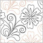 Flowering-Plum-quilting-pantograph-pattern-Leisha-Farnsworth