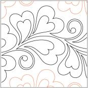 Lovey-Dovey-quilting-pantograph-pattern-Leisha-Farnsworth