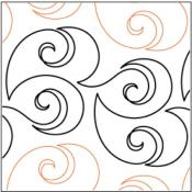 Entwine-quilting-pantograph-pattern-Lorien-Quilting