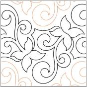 INVENTORY REDUCTION...Espalier quilting pantograph pattern by Lorien Quilting