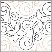 Espalier-quilting-pantograph-pattern-Lorien-Quilting