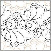 Fantasia-quilting-pantograph-pattern-Lorien-Quilting