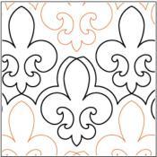 Fleur-quilting-pantograph-pattern-Lorien-Quilting