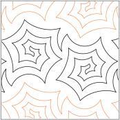 Gossamer-quilting-pantograph-pattern-Lorien-Quilting-1