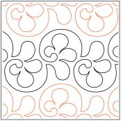 Lava-quilting-pantograph-pattern-Lorien-Quilting