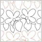 Loriens-Orchid-quilting-pantograph-pattern-Lorien-Quilting