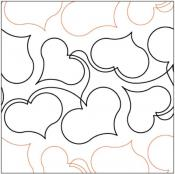 Affection-quilting-pantograph-pattern-Lorien-Quilting