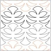Aloe-quilting-pantograph-pattern-Lorien-Quilting