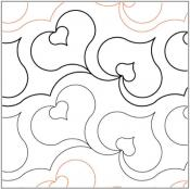 Amour-quilting-pantograph-pattern-Lorien-Quilting
