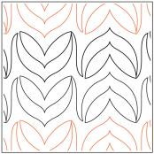 Archer-quilting-pantograph-pattern-Lorien-Quilting