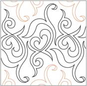 Art-Heart--quilting-pantograph-pattern-Lorien-Quilting