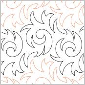 Axis-quilting-pantograph-pattern-Lorien-Quilting