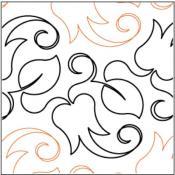 Bohemia-quilting-pantograph-pattern-Lorien-Quilting
