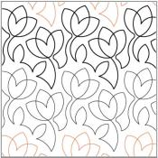 Botanica-quilting-pantograph-pattern-Lorien-Quilting