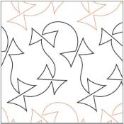 Bow-Ties-quilting-pantograph-pattern-Lorien-Quilting