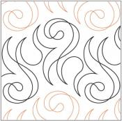 Calligraphy-quilting-pantograph-pattern-Lorien-Quilting