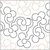 Cherry-Blossom-quilting-pantograph-pattern-Lorien-Quilting