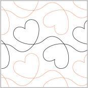 Dear-Heart-quilting-pantograph-pattern-Lorien-Quilting