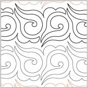 Delight-quilting-pantograph-pattern-Lorien-Quilting